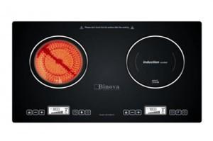 Bếp điện kết hợp từ Binova BI 2288 IC