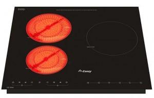 Bếp 3 điện từ hồng ngoại CANZY CZ-3GA