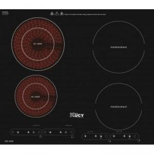 Bếp hỗn hợp điện từ Kucy KIE-4268