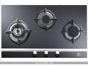 Bếp gas kính âm Toji B860.3