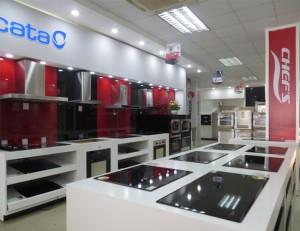 Tư vấn chọn mua bếp từ bốn bếp