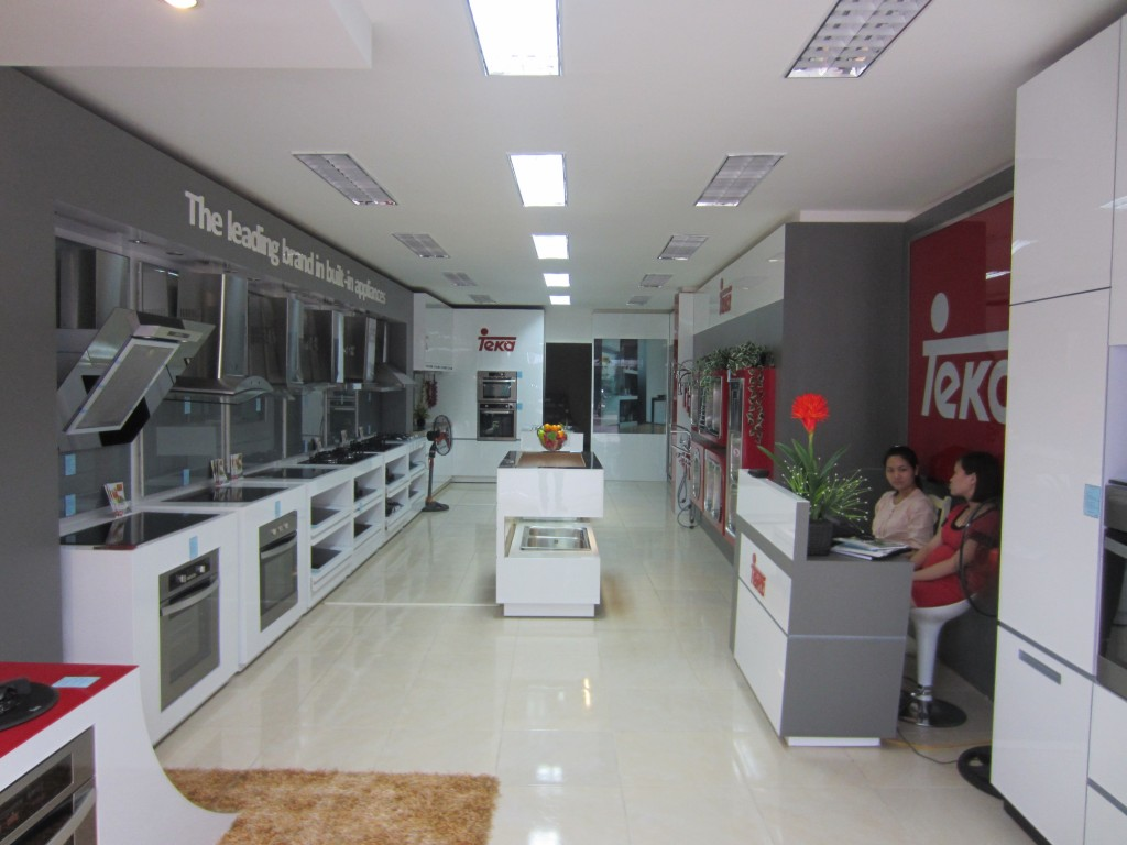 Bếp ga âm Teka giá bao nhiêu tiền ?