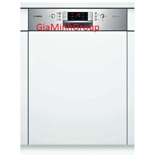 Đại lý cấp I bán máy rửa bát Bosch SMI65M65EU chính hãng tại Hà Nội